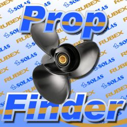 Solas and Rubex Boat Propellers | OEM - Stainless Steel - Aluminum